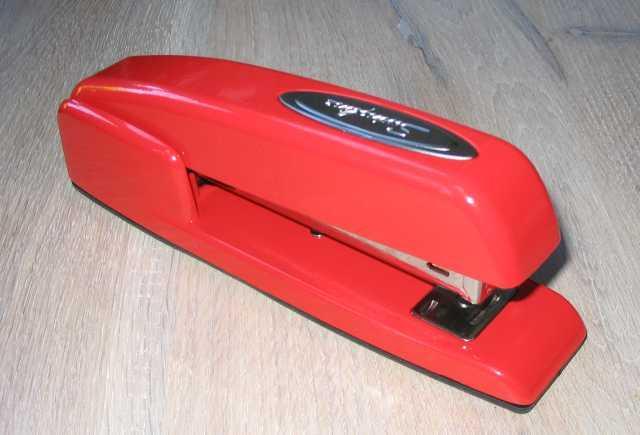 how to fix a red swingline stapler